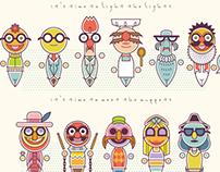Muppet Sillies