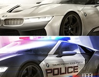 Cop concept. BMW Ideation/archives