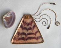Copper Enameling : Fire, Glass & Copper
