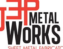 Brand Identity JP3 metal works