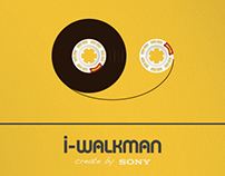 i walkman | iphone app