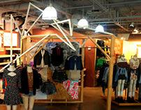 Urban Outfitters, Spring 2013