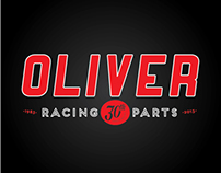 Oliver Racing Parts Logo and Style Guide