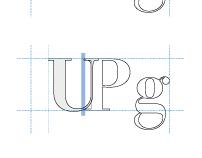 UPF. Logotype.