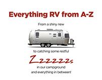 Lazydays Magazine Ad