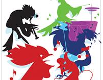 Francophonic Festival Marketing System Design