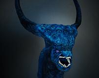 Horned Orb Weaver