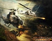 Air Conflicts: Vietnam Sneak Peak with Mario Kroll