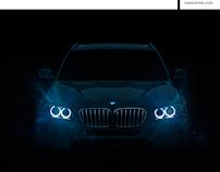 BMW X3 - BTL Activity Project