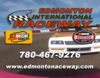 Edmonton International Raceway Promo Spot