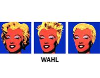 Wahl - Warhol - Print