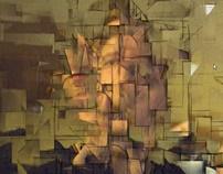 Cubist Portrait Generator