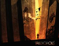 Mechopolis Series