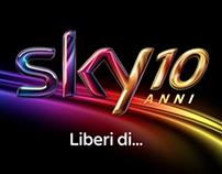 Sky 10 Anni