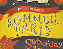 School for Parents Summer Party