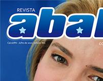 Diagramação Revista Abala