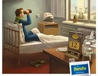 TheraFlu. Gagarin