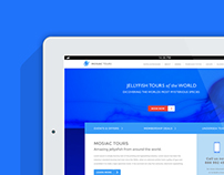 Jellyfish Website Concept