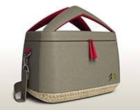 Citroën Argentina travel bags collection