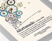Etiquetas de vino ilustradas