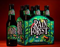 RainForest Beer Packaging