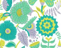 Lush Pattern