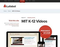 Case Study - MIT K-12 Website