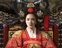 明成皇后, The Last Empress of the Chosun(Korea)
