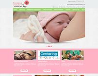 http://providencemidwifery.com/ Website Design