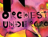 Orchestra Underground Poster