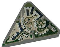 Urban design in Amman – Abdon