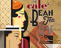 Promo Poster for Coffee Bean & Tea Leaf