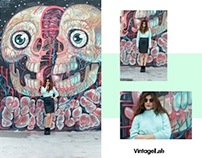 Fashion Styling _ N.Y.C ♥ Lookbook // VintageLab
