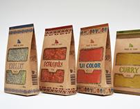 Packaging para Hierbas y Especias