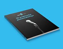 A6-boekje met presentatietips