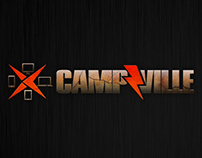 Campzville - Logo Design
