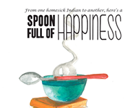 Spoon full of happiness