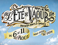 Ete de vaour 2013-Artwork
