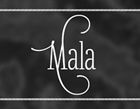 Mala | cartography dedicated type family