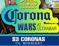 CORONA WARS AT ULTRABAR