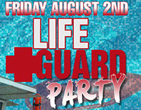 LIFEGUARD PARTY - ULTRABAR DC