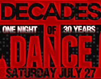 DECADES OF DANCE