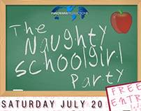 Naughty Schoolgirl Party - Ultrabar DC