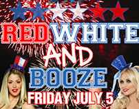 RED WHITE AND BOOZE PARTY - ULTRABAR