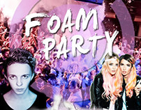 Foam Party - Echostage DC