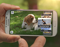 Cesar Millan -  Samsung S4 Doggy Tips