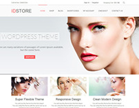 IDStore - Responsive Multi-Purpose Magento Theme