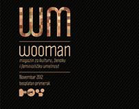WOOMAN magazine