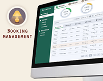 BOOKING Management UI