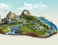 CGI Islands